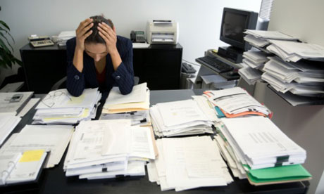 Work Stress? We can help.