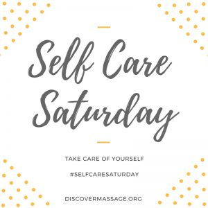 50 Ways to care for yourself